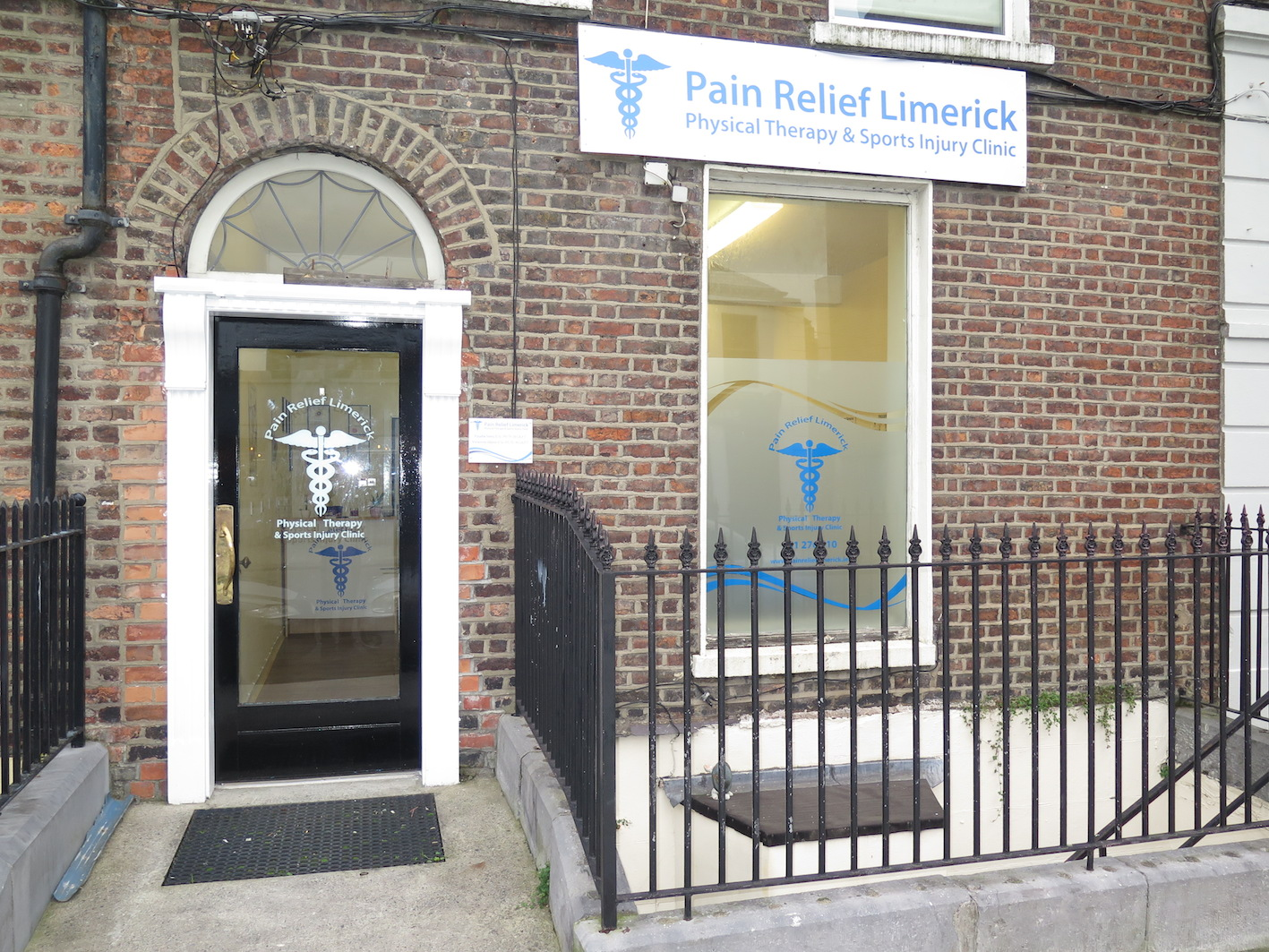 Terms and Conditions - Pain Relief Limerick